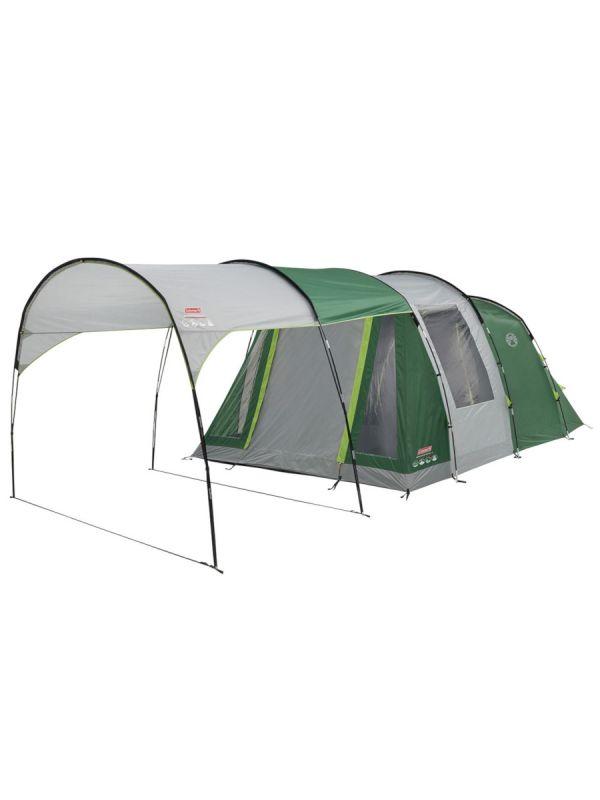 Czteroosobowy namiot z dodatkowym zadaszeniem Coleman Granite Peak 4