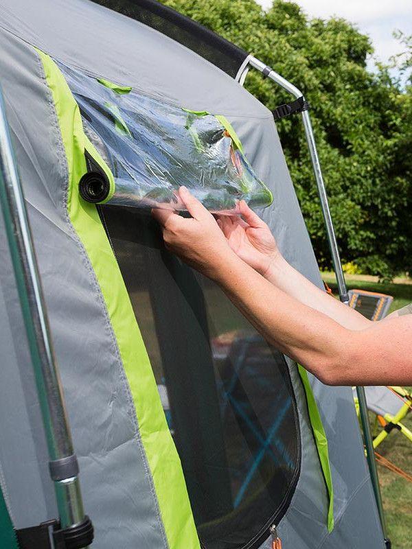 Czteroosobowy namiot z ciemną sypialnią Coleman MacKenzie 4