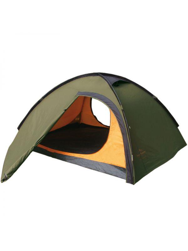Przestronny namiot z dwoma wejściami Fjord Nansen Sierra 3