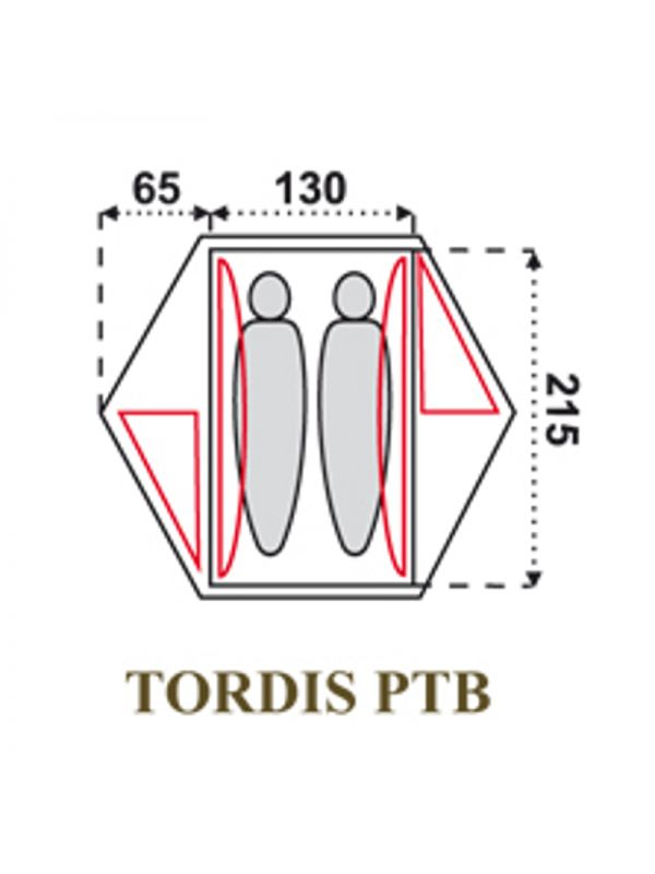 Namiot Fjord Nansen Tordis 2