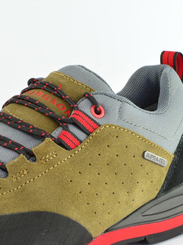 Damskie niskie buty turystyczne Bergson Binga