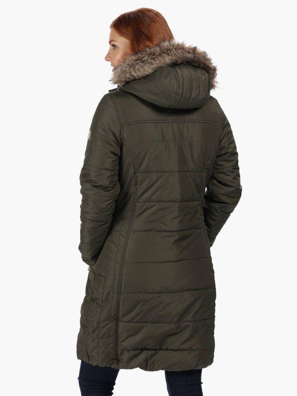 Ciepły płaszcz miejski damski Regatta Fermina II