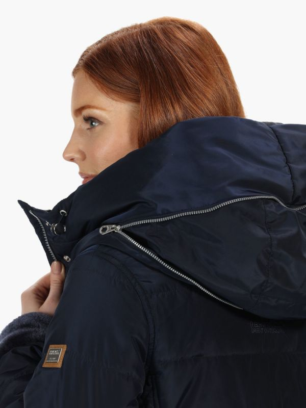 Damski płaszcz miejski Regatta Patchouli