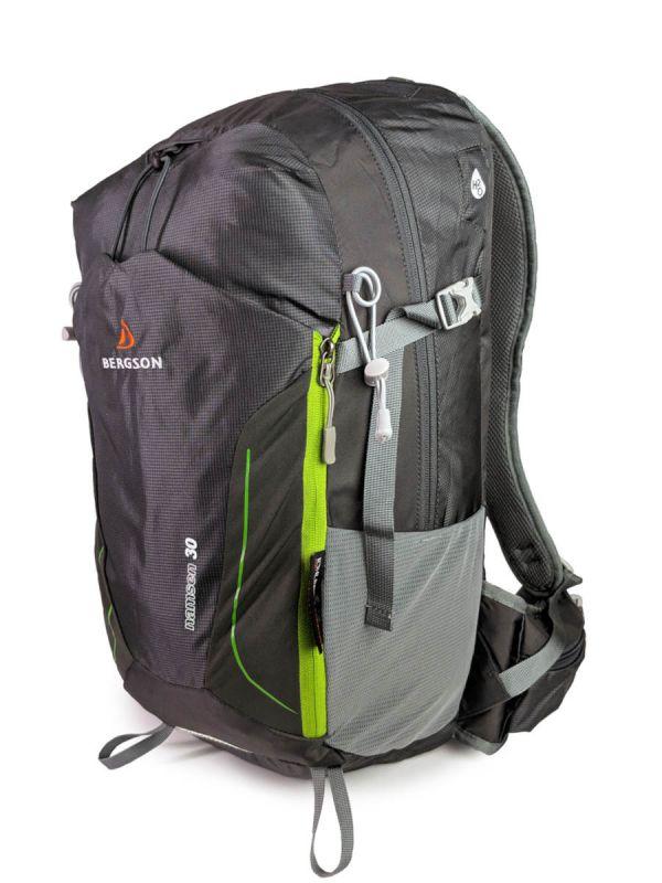 Funkcjonalny plecak turystyczny Bergson Namsen 30l