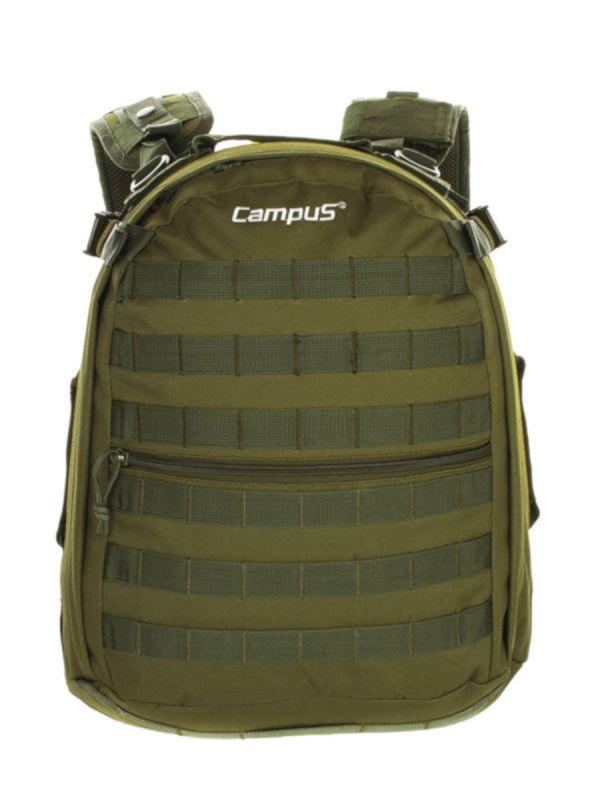 Oliwkowy plecak militarny Campus Formoza 25l