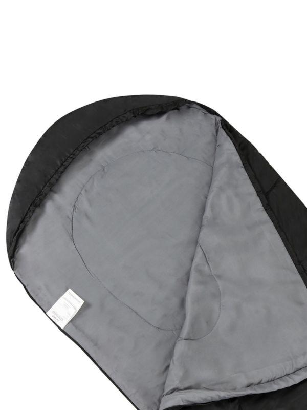 Letni śpiwór mumia Campus Pioneer 200 Prawy