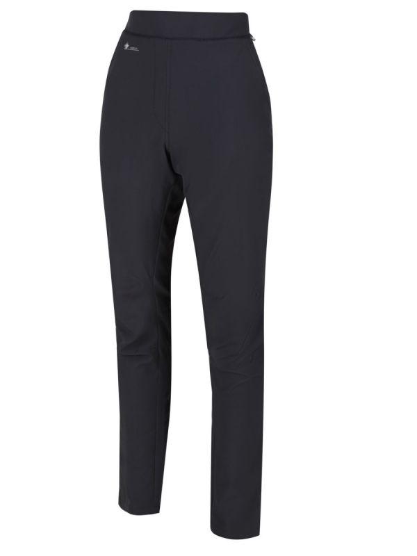Szare spodnie streczowe damskie Regatta Zarine