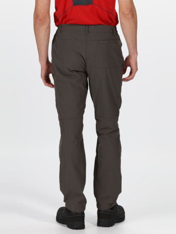 Męskie spodnie Regatta Highton Wersja LONG