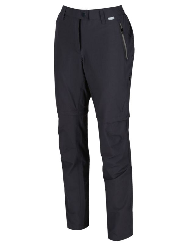Spodnie turystyczne damskie 2w1 Regatta Highton Zip Off