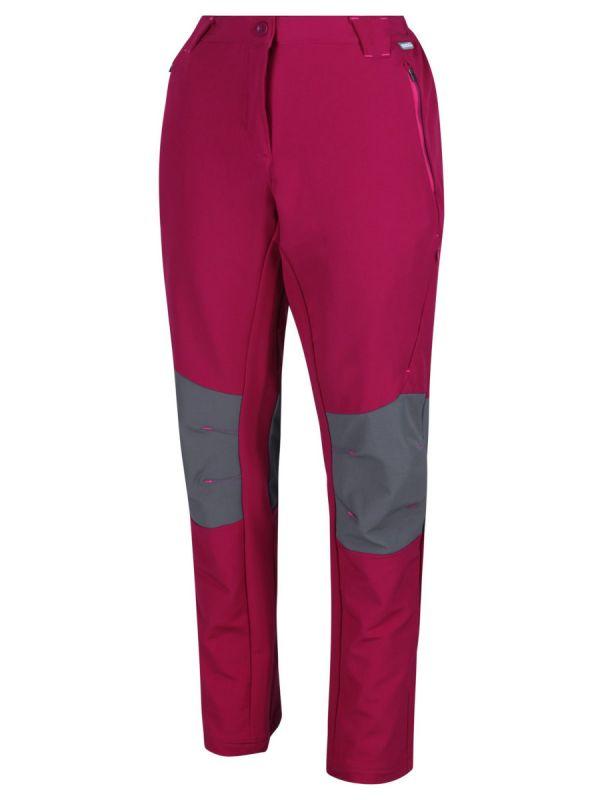 Turystyczne spodnie z softshellu Regatta Questra II