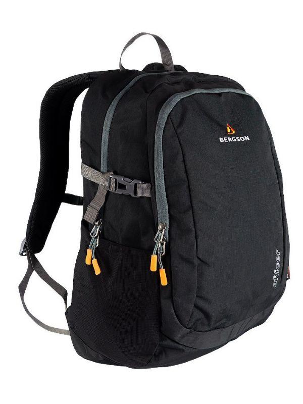Plecak z kieszenią na laptop Bergson Officer 28l