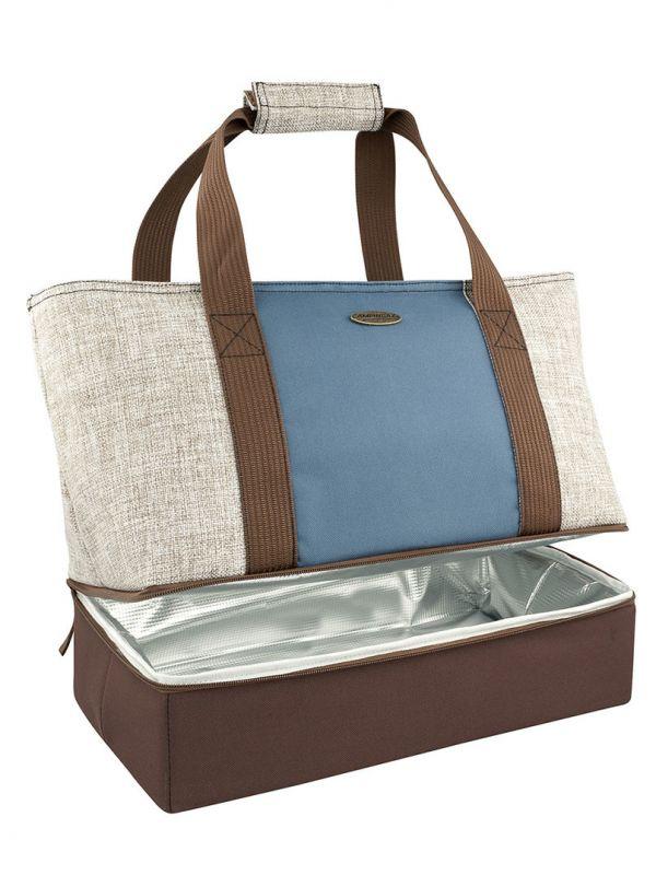 Elegancka torba termiczna z przegrodą Campingaz 18l