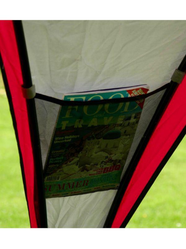 Namiot do ogrodu Coleman Festival Shades Of Rock Shelter XL