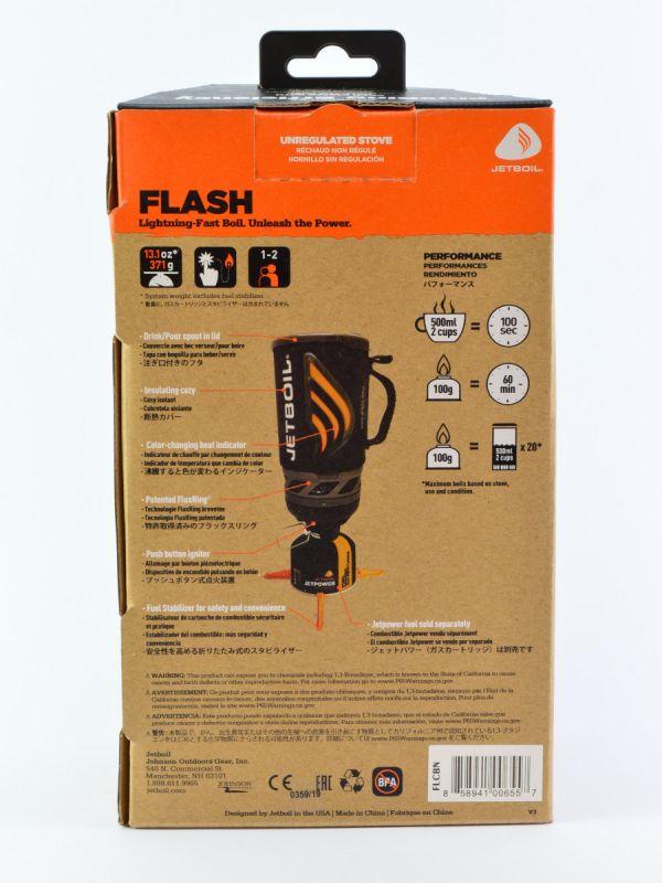 Zestaw gotujący Jetboil Flash Camo