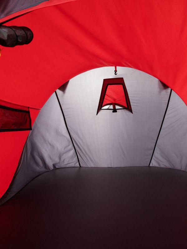 Czerwony namiot samorozkładający Regatta Malawi 2