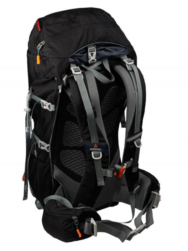 Plecak 60 litrów Bergson Matterhorn Czarny