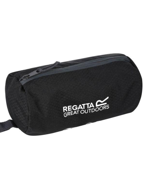Składany plecak czarny Regatta Easypack P/W 25L