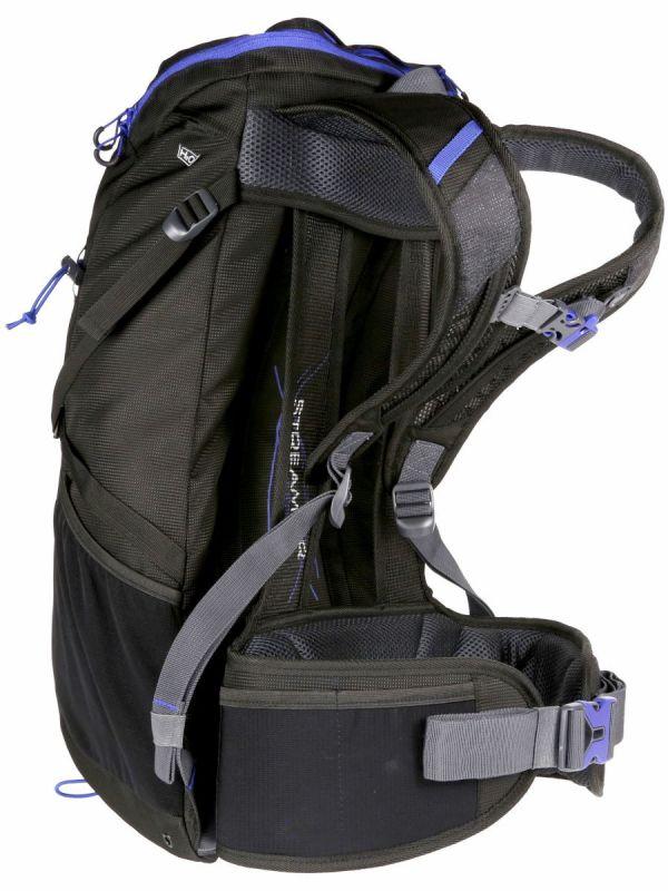Czarny plecak Regatta Blackfell III 25L StreamAir