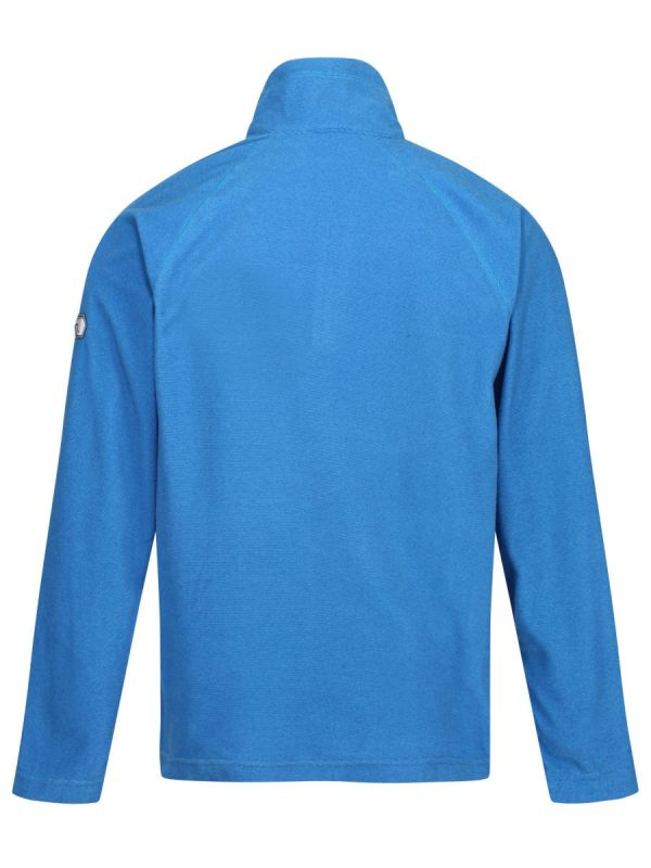Męska bluza polarowa Regatta Montes Niebieska