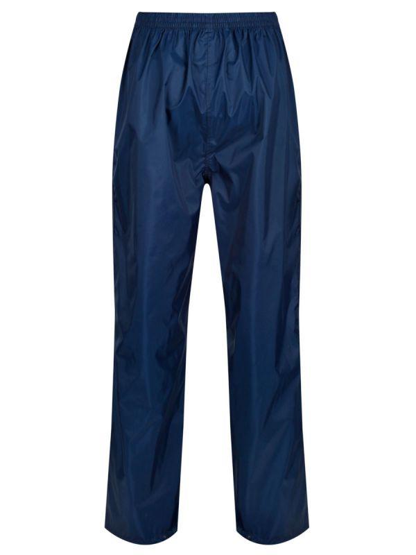 Cienkie spodnie składane Regatta Pack It Wodoodporne