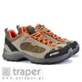 Damskie buty trekkingowe skórzane Lytos Cosmic Jab