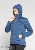 Ciepła kurtka puchowa na zimę Berg Outdoor Maddner