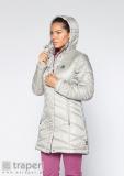 Jasny płaszcz pikowany Berg Outdoor Intanki