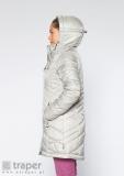 Ciepły i lekki płaszcz damski Berg Outdoor Intanki