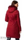 Ciepły płaszcz damski z kapturem Regatta Fermina II