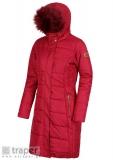 Miejski płaszcz damski z kapturem Fermina marki Regatta