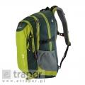 Zielony plecak trekkingowy Bergson Evje 30l