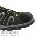 Turystyczne sandały dla panów marki Regatta