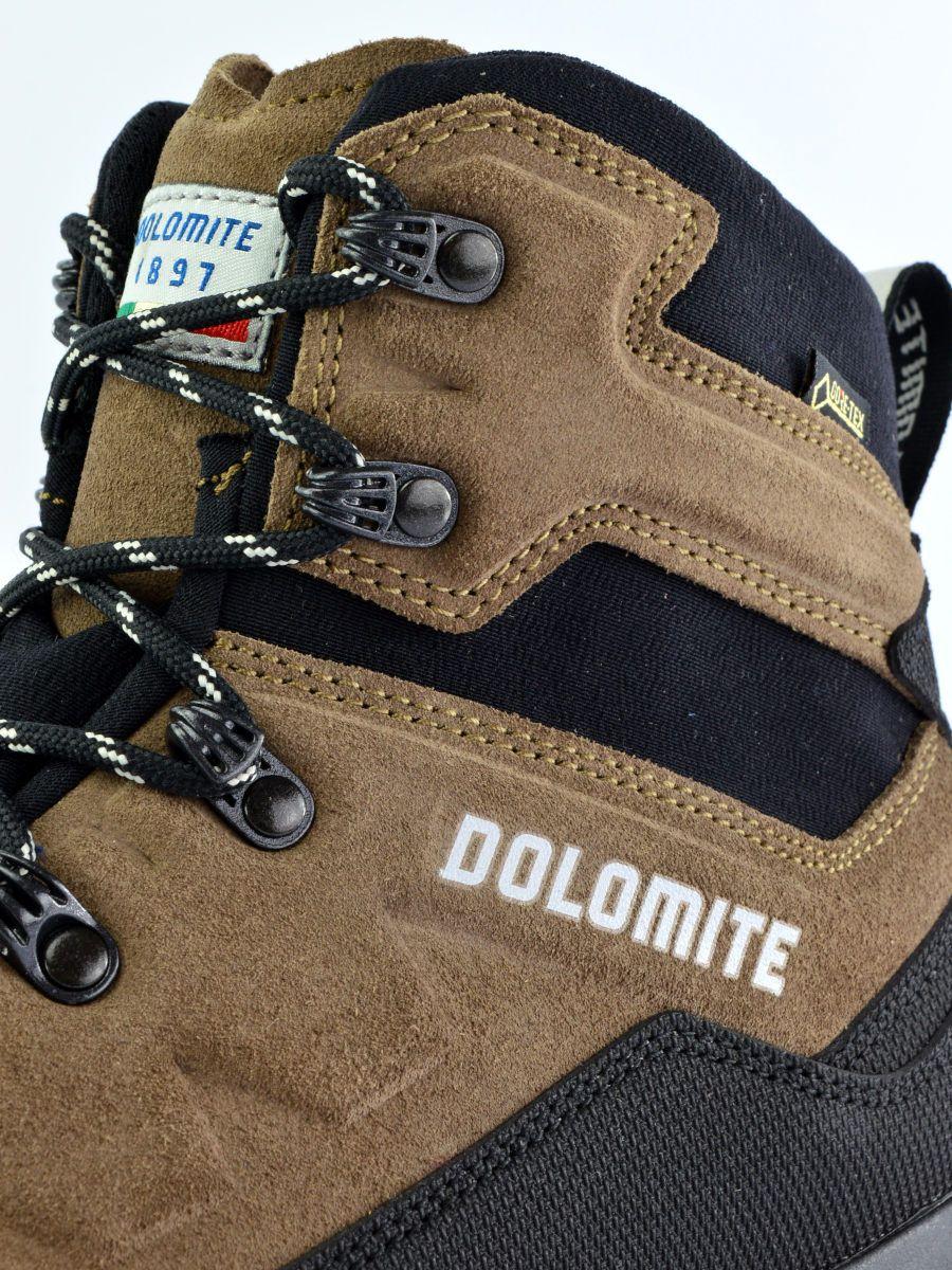 Wysokie Buty Trekkingowe Dolomite Steinbock Michelin Etraper Pl