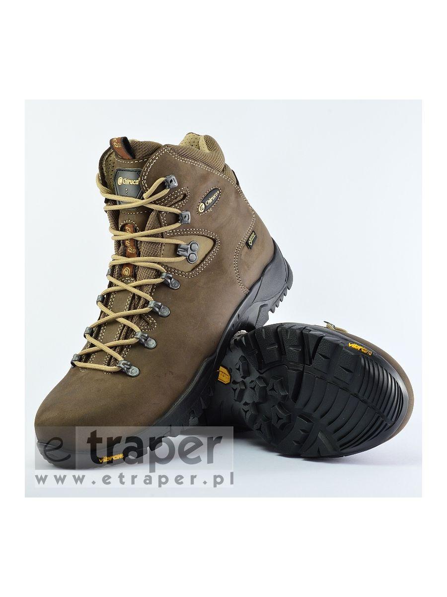 a1b8c11bcdb00a Skórzane buty górskie Chiruca Dynamic Gore-Tex Brązowe