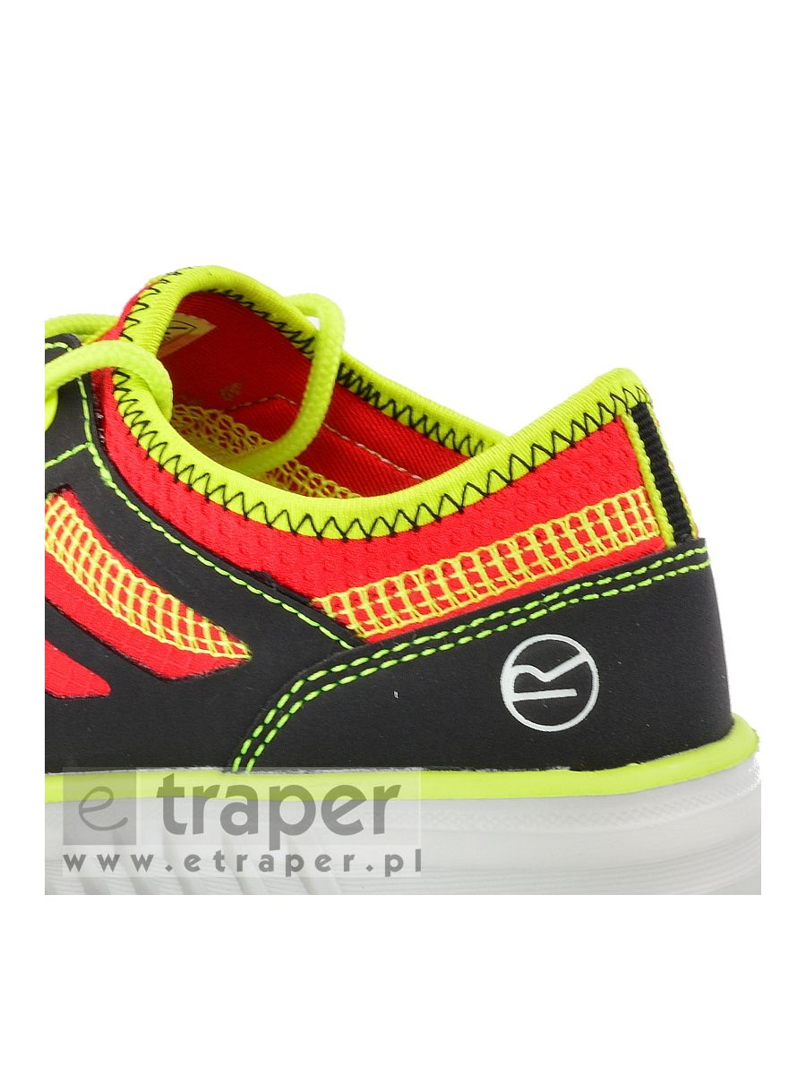 981799e3 Sportowe buty dla dzieci Regatta Marine Sport Czerwone