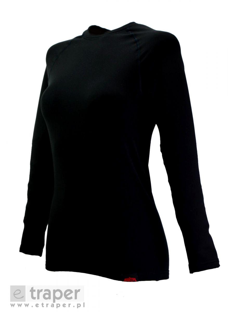 eed4b5d1b49981 Damska koszula termoaktywna High Type Black