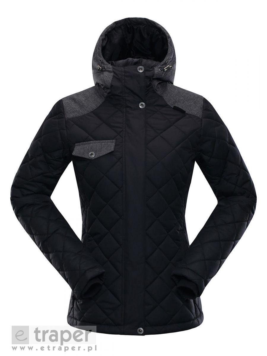 alpine pro kurtka czarna