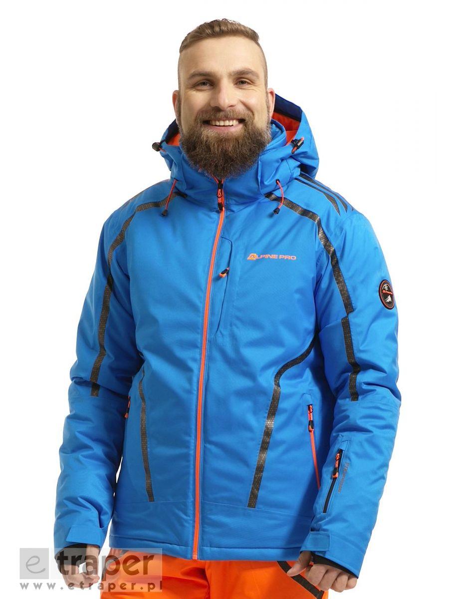 alpine pro kurtki męskie