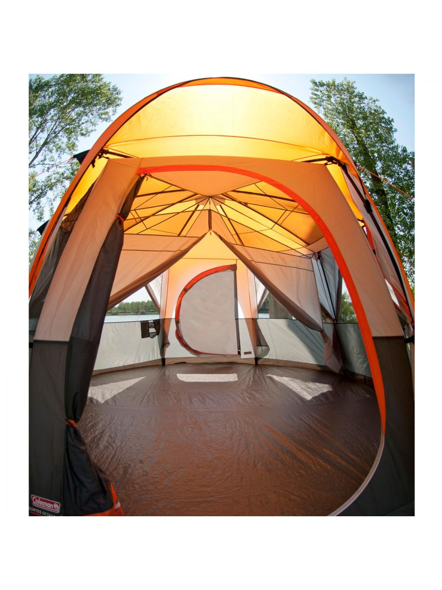 Coleman Octagon Small NAMIOT 360 ST 3 OSOBOWY