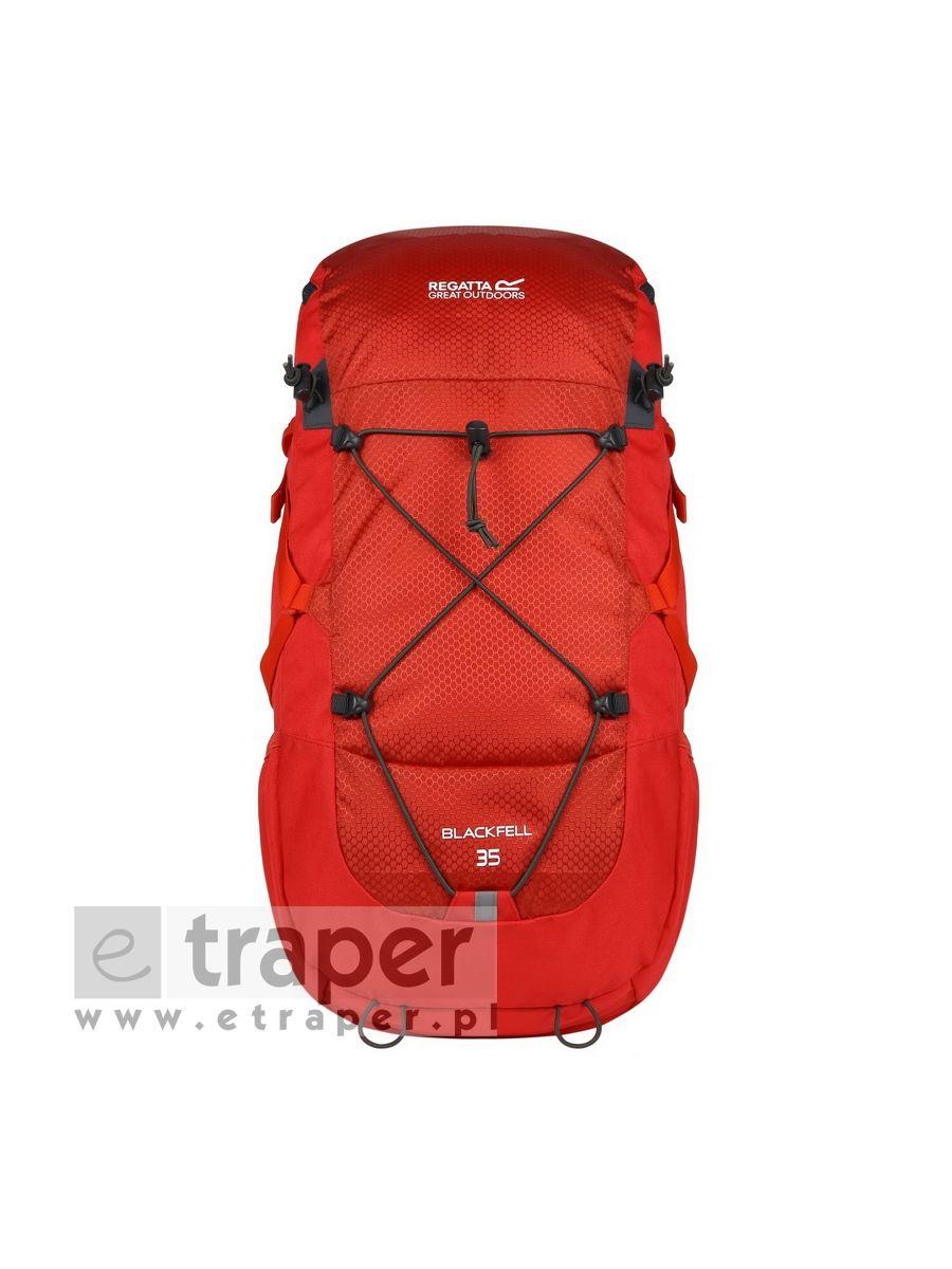 0801a2453b4cf Pomarańczowy plecak turystyczny Regatta Blackfell II 35L