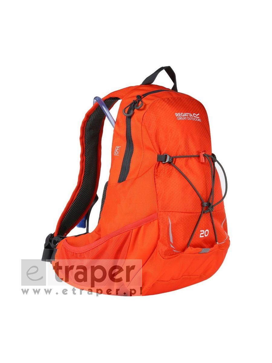9927d89008ed7 Pomarańczowy plecak z systemem hydracyjnym Regatta Blackfell II 20l