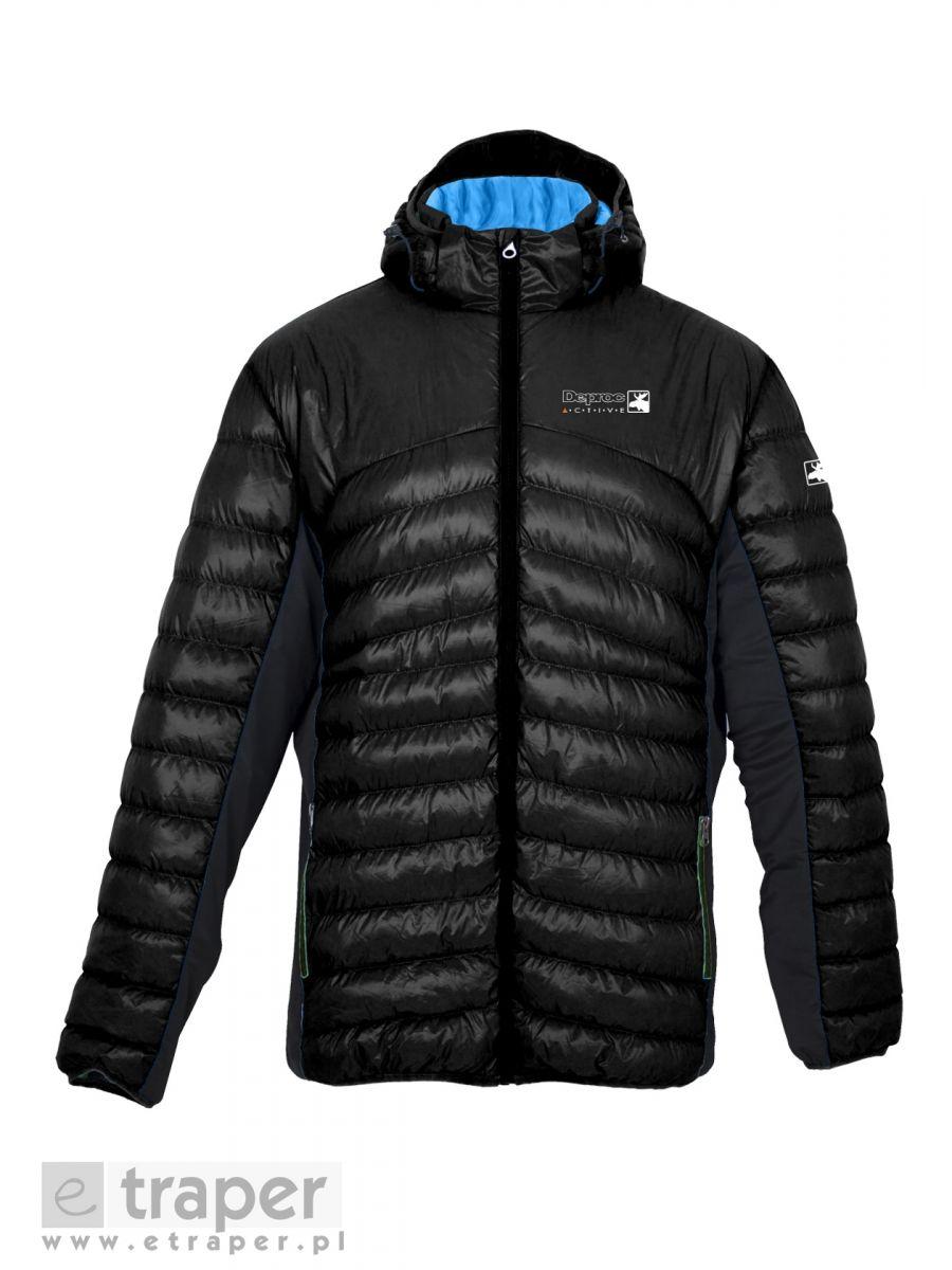 684ee2c9cdfefa Lekka, ciepła, kompaktowa kurtka męska Deproc Gilmour Powerstretch