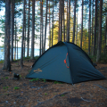 Namiot Sierra II Fjord Nansen w terenie