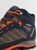 Buty skórzane męskie w góry Bergosn Kadam