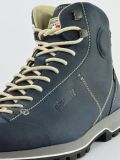 Granatowe buty męskie ze skóry nubuk marki Dolomite