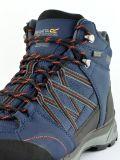 Tekstylne buty wodoodporne z membraną Isotex