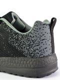 Buty sportowe z cholewką z materiału