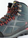 Tekstylna cholewka z membraną Isotex - Wodoodporne buty damskie