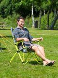Stabilne i mocne krzesełko do ogrodu Coleman
