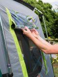 Namiot Coleman ze stalowym stelażem
